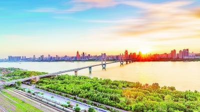 武汉的照片风景图片